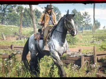 Captura de Red Dead Redemption 2