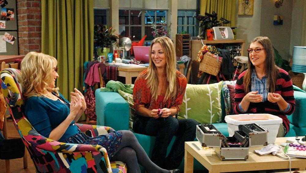 Penny, Amy o Bernadette. Descubre qué chica de 'Big Bang' eres