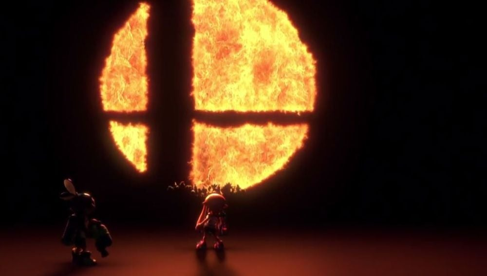 Super Smash Bros. Nintendo Switch