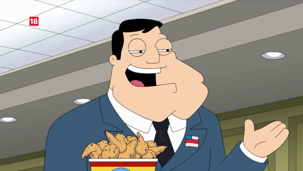 <p>La nueva temporada de 'American Dad' llega a Neox</p>