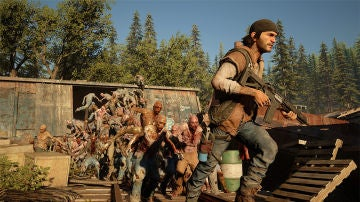Ingame de Days Gone