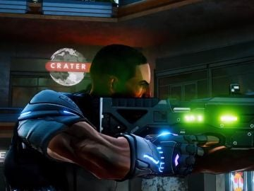 Ingame de Crackdown 3