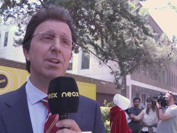 """Jordi Ríos (Matías Prat): """"Estoy convencido de que Matías es un tío cachondo"""""""