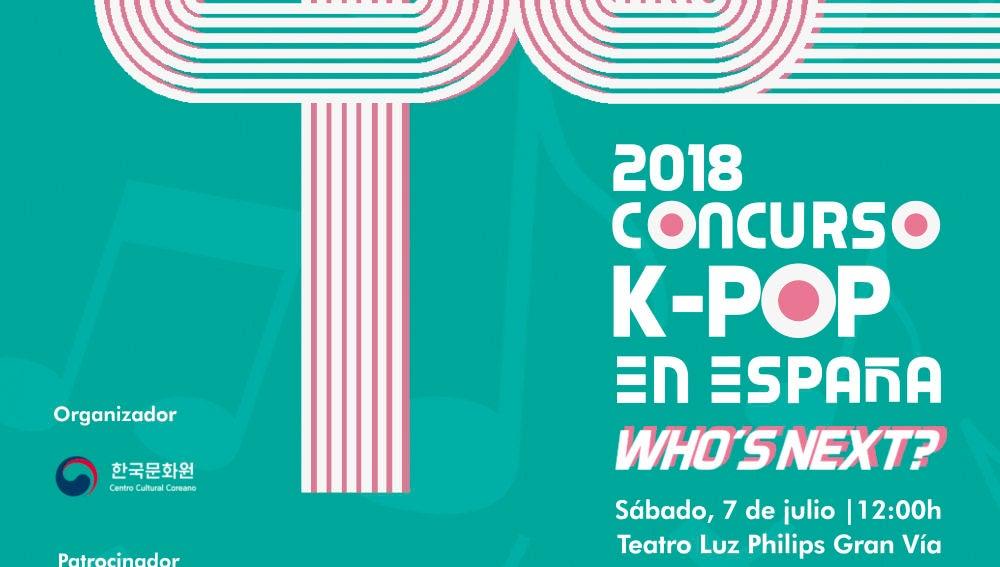 Concurso Kpop España 2018