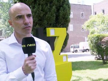 """José Antonio Antón: """"Nos viene muy bien a todos reírnos de nosotros mismos"""""""