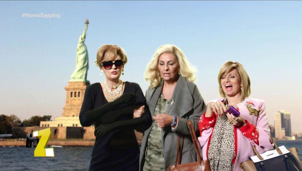 """El videoclip de """"New York, New York"""" de Las Campos"""
