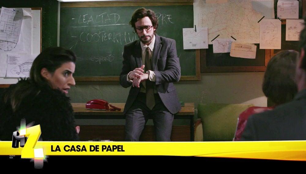 """El Profesor: """"Solo tengo un nombre, como Maluma"""""""