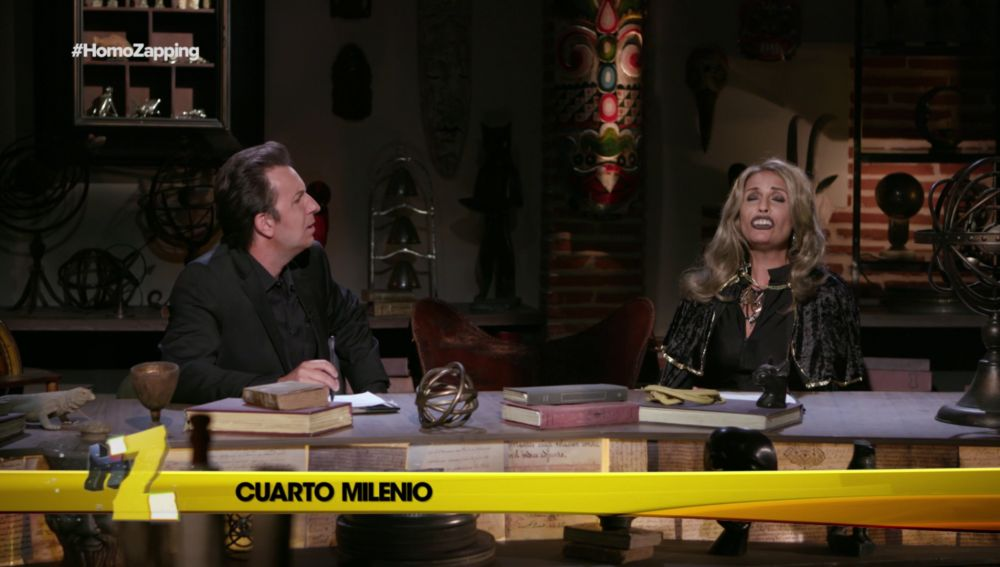 NEOX TV | Carmen Porter se mete en un secta
