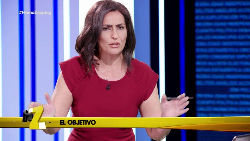 """Ana Pastor: """"Yo por el periodismo ma-to"""""""