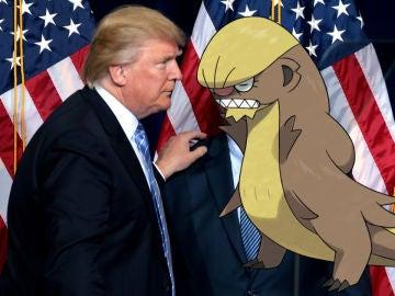 Gumshoos y Donald Trump