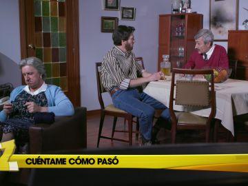 Las lecciones de sexualidad de Antonio Alcántara a Carlitos