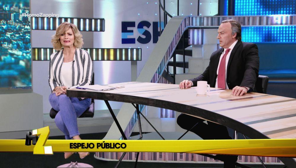 """Susanna Griso a Pedro Piqueras: """"Yo también estoy muy cachonda"""""""