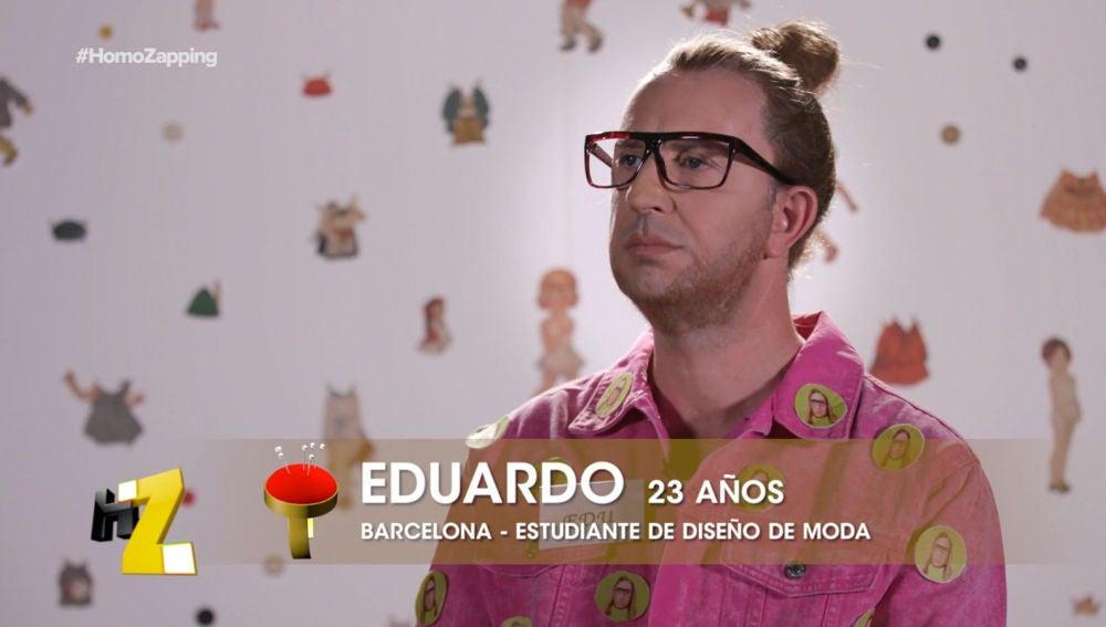 Eduardo Navarrete, de Masterchef