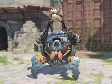 Nuevo héroe de Overwatch, Hammond