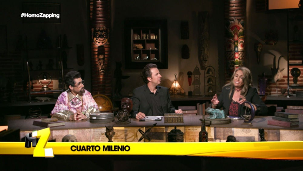 La misteriosa desaparición del músico de Cuarto Milenio | NEOX TV