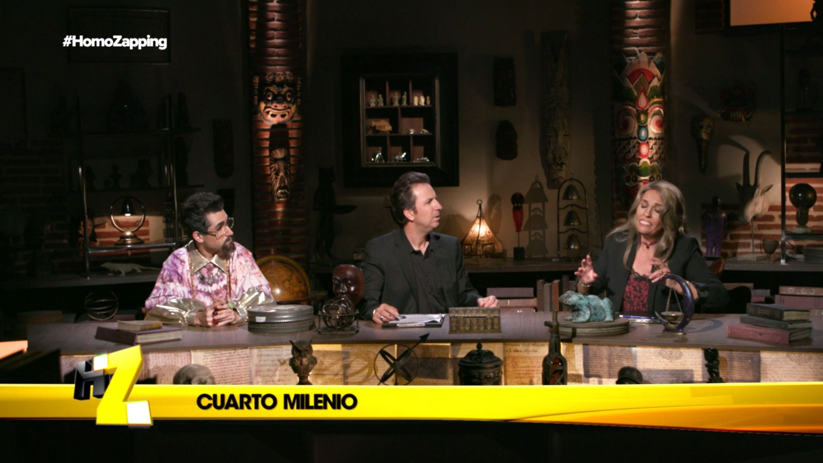 NEOX TV | La misteriosa desaparición del músico de Cuarto Milenio
