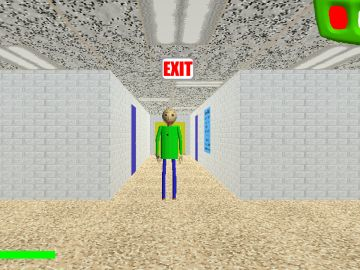 Baldi's Basics in Education & Entertainment