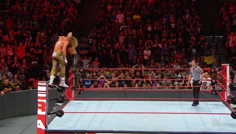 WWE Superplex