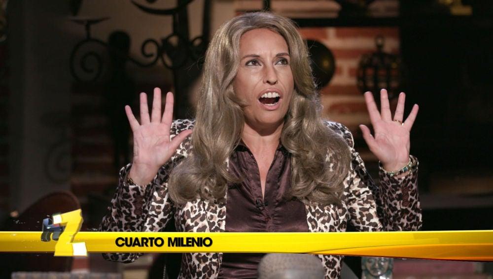 NEOX TV | Las \'morrofonías\' de Iker Jiménez en \'Cuarto Milenio\'