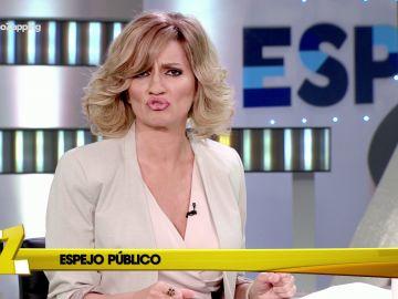 """Susanna Griso: """"Aquí para morro el mío"""""""