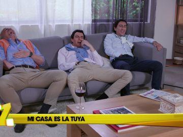 Los Javis se convierten en 'machurrones' como Bertín