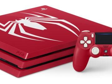 Consola PlayStation 4 edición especial Spider-Man