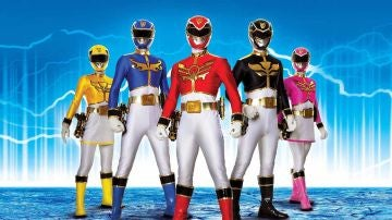 T1 Power rangers Megaforce (sección)