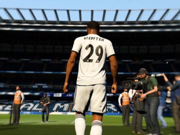 Alex Hunter en FIFA 19