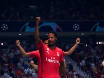 Alex Hunter en FIFA 19