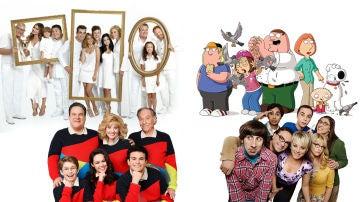 Las series estadounidenses que arrasan por el Mundo estrenan temporada en Neox