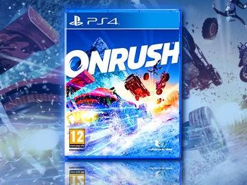 Onrush para PS4