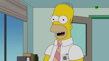 De lunes a domingos, 'Los Simpson' están en Neox