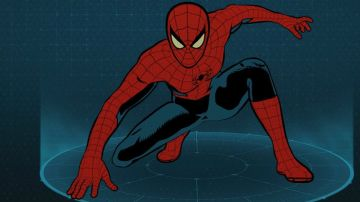 Spiderman Cómic Vintage