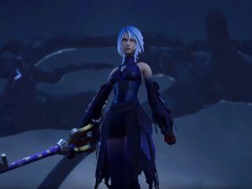 Aqua en Kingdom Hearts III