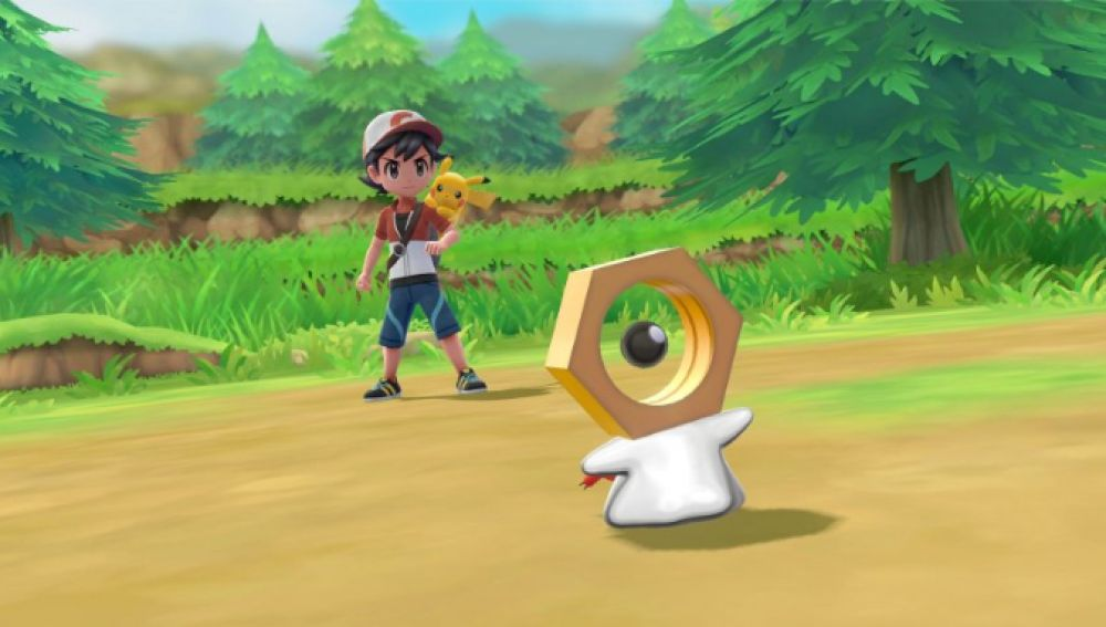 Meltan - Pokémon: Let's Go
