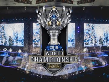 Mundial de League of Legends 2018