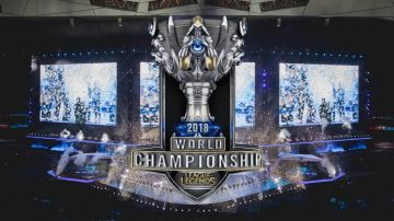 Mundial de League of Legends 2018