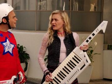 Keytar de Los Goldberg