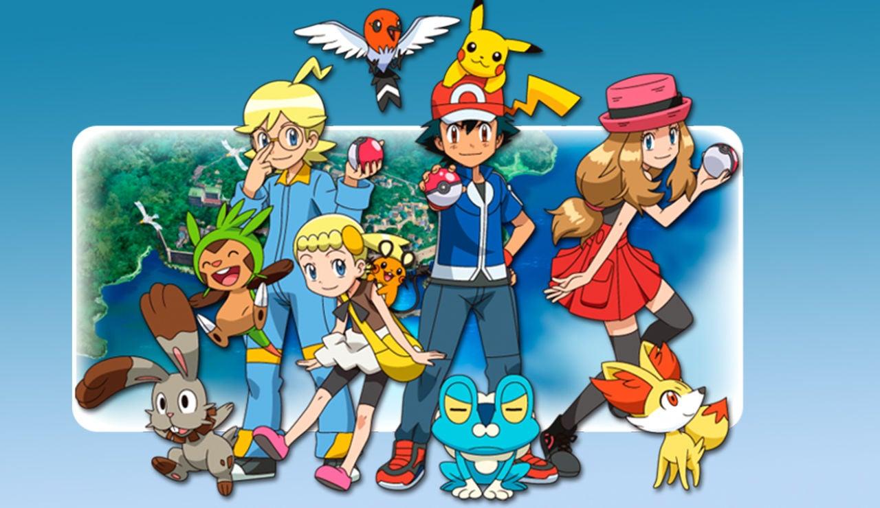 T17 Pokémon: XY (Sección)