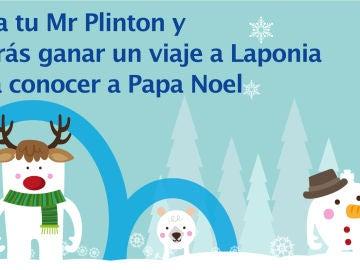Viaja a Laponia con Mr Plinton