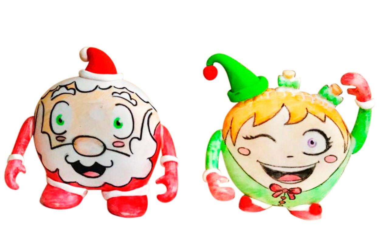 Los amigos navideños  de Mr Plinton