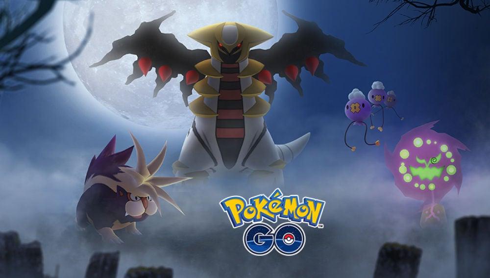 Evento de Halloween para Pokémon GO
