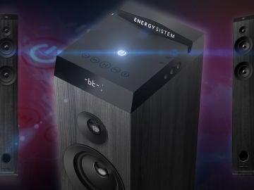 Llévate esta torre de sonido y juega a lo grande