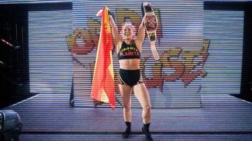 "Ronda Rousey en WWE Live España ""Vini, Vidi, Vinci"""