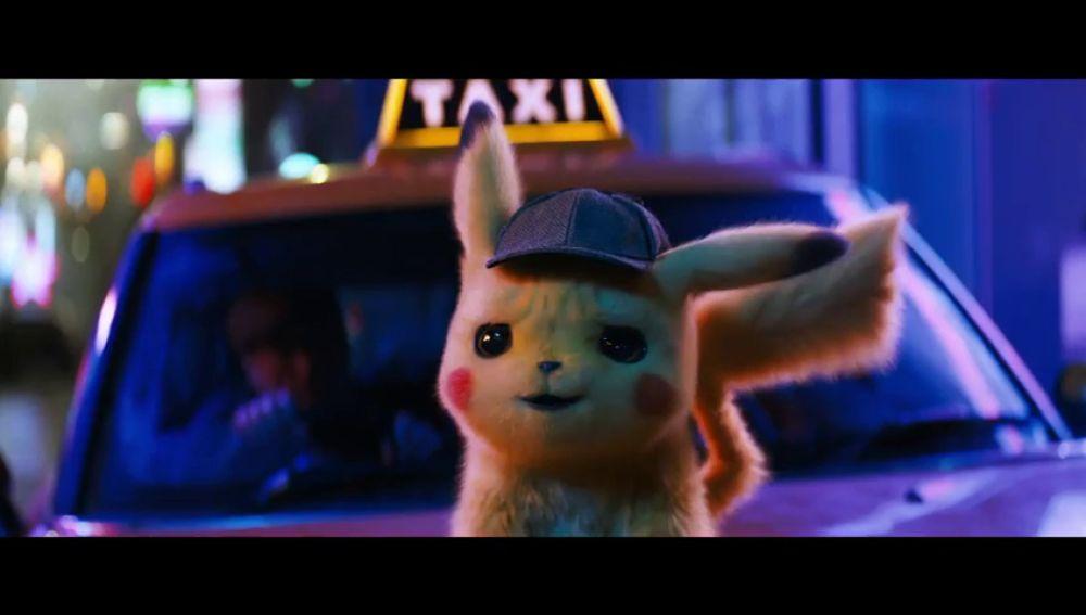 Primer tráiler de 'Pokémon: Detective Pikachu': Ryan Reynolds da voz al Pikachu más macarra y realista