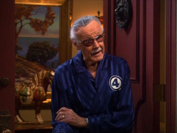 Stan Lee en Big Bang