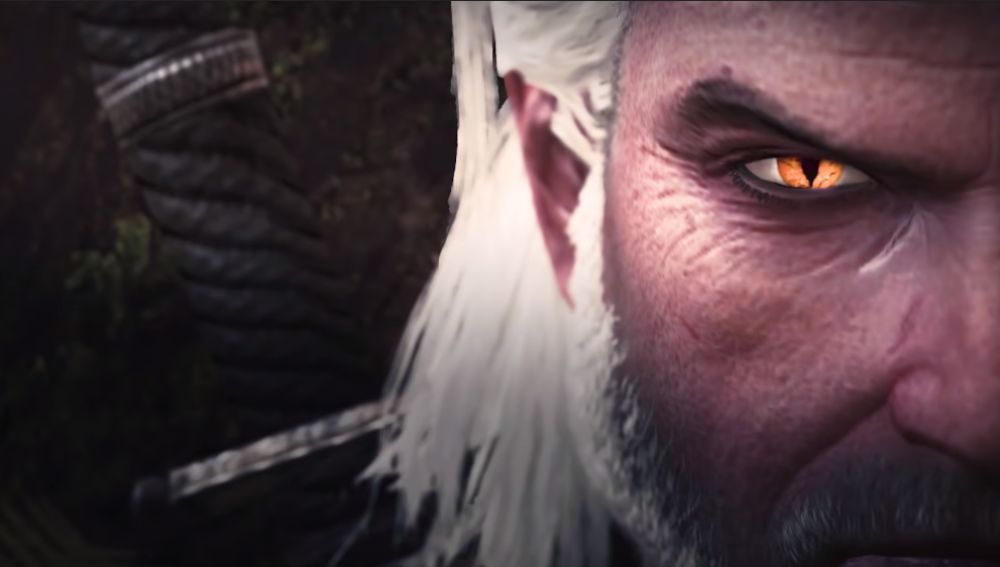 The Witcher en Monster Hunter World