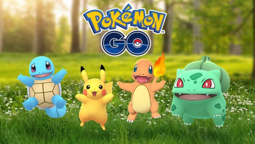 Pokémon GO recibe nuevos Pokémon de cuarta generación - VÍDEO | NEOX ...