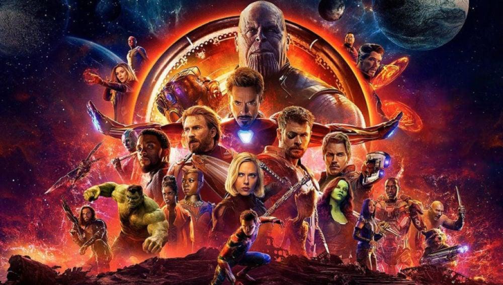 Avengers Infinity War 3
