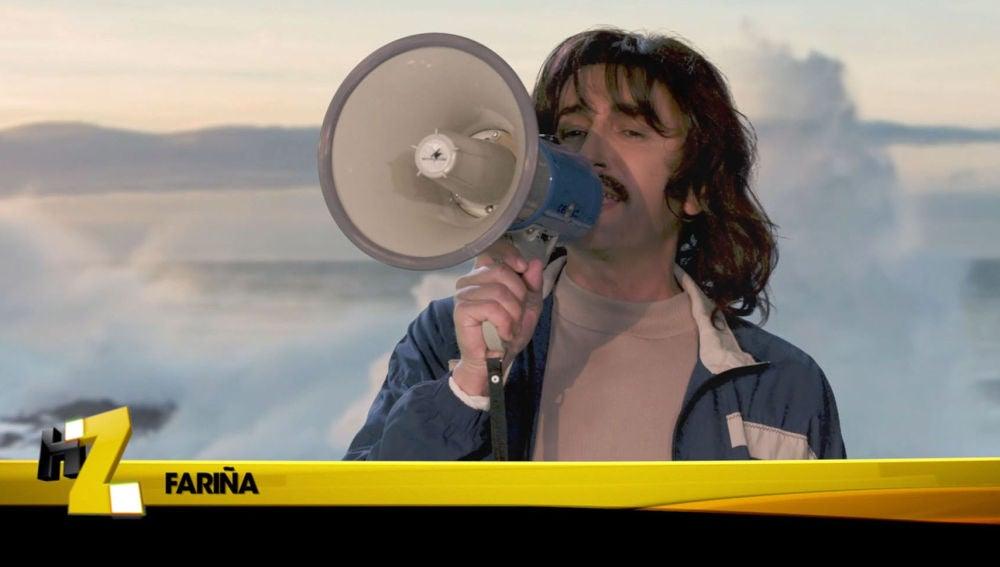 """El marketing ha llegado a Galicia: """"Olvida la morriña y cómprate fariña"""""""